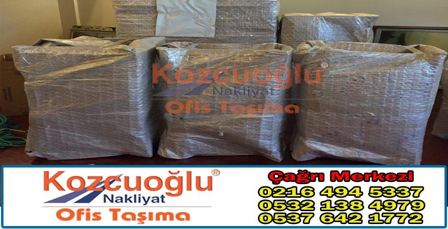 Kozcuoğlu Nakliyat Ofis Taşımacılığı - İstanbul Kadıköy Kartal Pendik Tuzla Ümrraniye Ataşehir İşyeri ve Ofis Taşıma 1