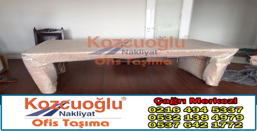 Kozcuoğlu Nakliyat Ofis Taşımacılığı - İstanbul Kadıköy Kartal Pendik Tuzla Ümrraniye Ataşehir İşyeri ve Ofis Taşıma 2