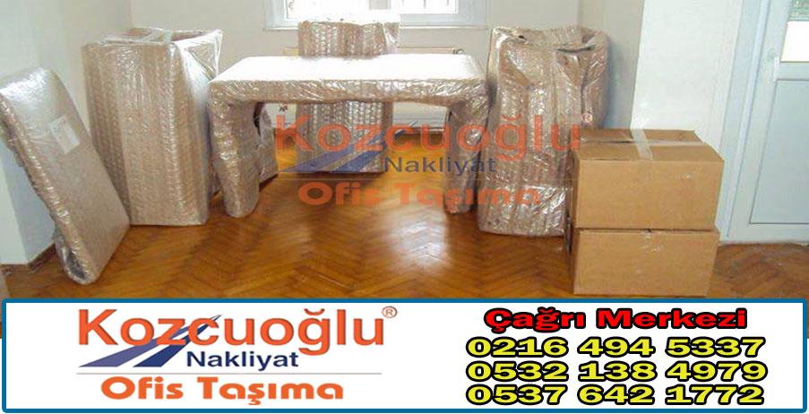Kozcuoğlu Nakliyat Ofis Taşımacılığı - İstanbul Kadıköy Kartal Pendik Tuzla Ümrraniye Ataşehir İşyeri ve Ofis Taşıma 5