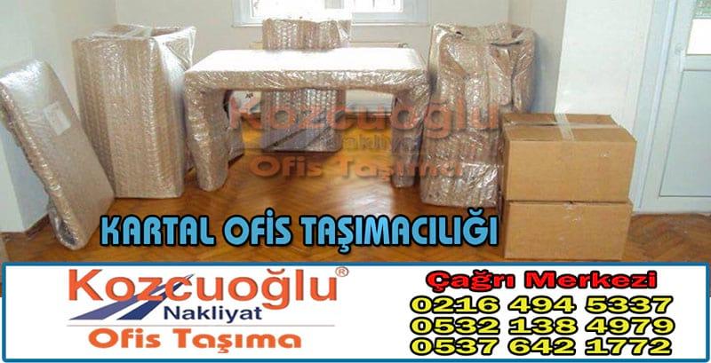 Kartal Ofis Taşımacılığı - İstanbul Kozcuoğlu Kartal Ofis Taşıma Firması
