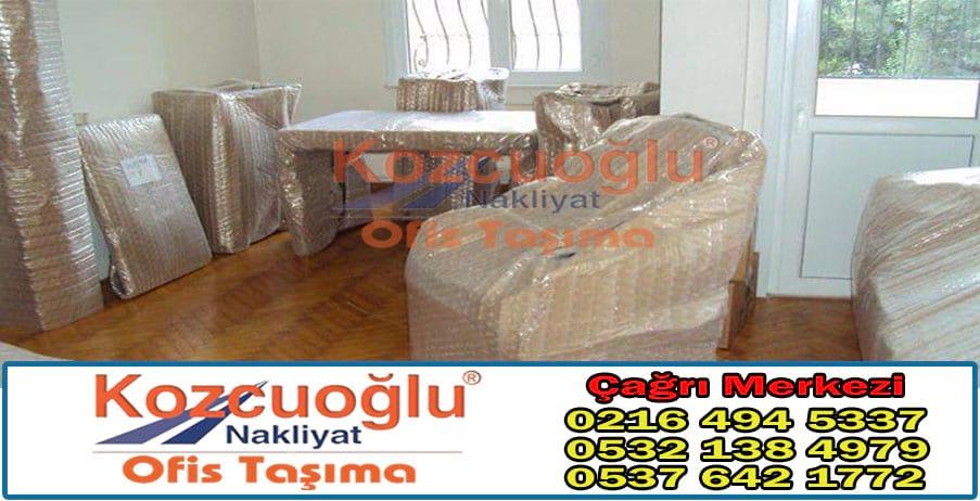 Kozcuoğlu Evden Eve Nakliyat Ofis Taşımacılığı - İstanbul Kadıköy Kartal Pendik Tuzla Ümrraniye Ataşehir İşyeri ve Ofis Taşıma Hizmetleri-1