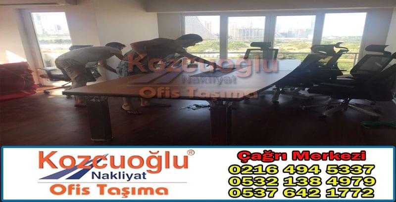 Kozcuoğlu Ofis Taşıma - İstanbul Ofis Taşıma Firması - İşyeri ve Ofis Taşımacılığı -1