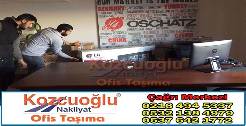 Kozcuoğlu Ofis Taşıma - İstanbul Ofis Taşıma Firması - İşyeri ve Ofis Taşımacılığı -2