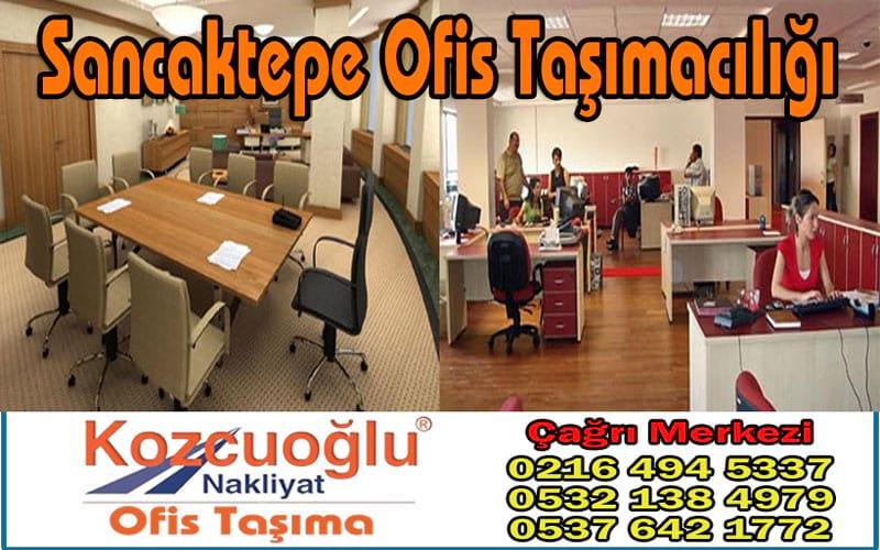 Sancaktepe Ofis Taşımacılığı - Kozcuoğlu İstanbul Sancaktepe Ofis Taşıma