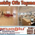 Çekmeköy Ofis Taşımacılığı - Kozcuoğlu İstanbul Çekmeköy İşyeri ve Ofis Taşıma Şirketi