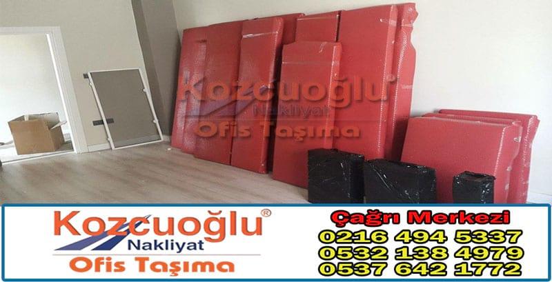 İstanbul Ofis Taşıma Firmaları Fiyatları- Ofis Taşımacılığı - Kozcuoğlu Ofis Taşıma - Ankara - İzmir - Bursa - Gebze -5