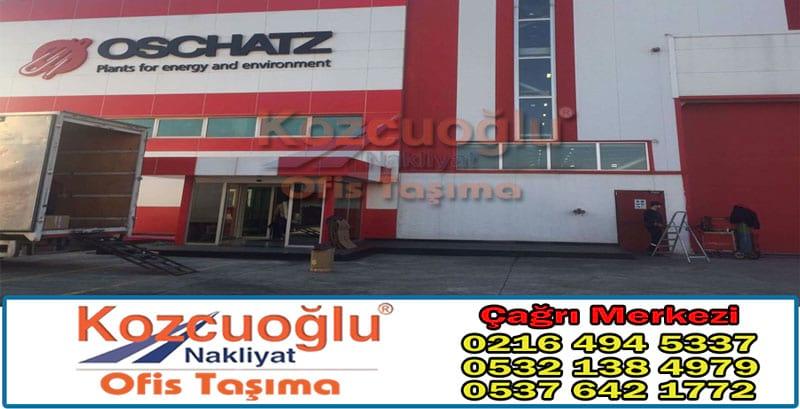İstanbul Ofis Taşıma Firmaları Fiyatları- Ofis Taşımacılığı - Kozcuoğlu Ofis Taşıma - Ankara - İzmir - Bursa - Gebze -6