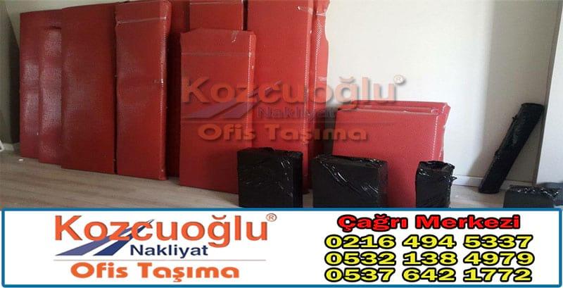 İstanbul Ofis Taşıma Firmaları Fiyatları- Ofis Taşımacılığı - Kozcuoğlu Ofis Taşıma - Ankara - İzmir - Bursa - Gebze