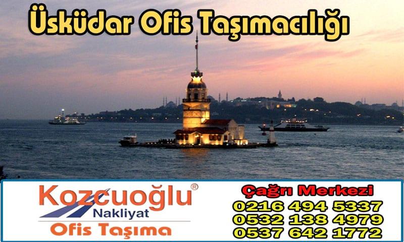 Üsküdar Ofis Taşımacılığı - kozcuoğlu istanbul üsküdar ofis taşıma firması