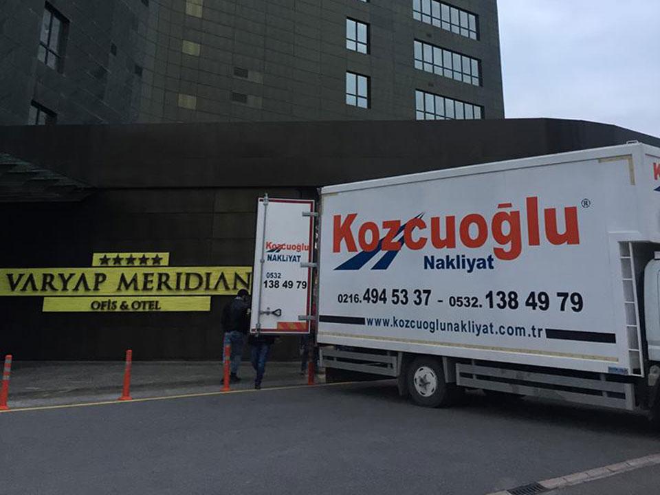 varyap - kozcuoğlu istanbul profesyonel ofis taşıma firması